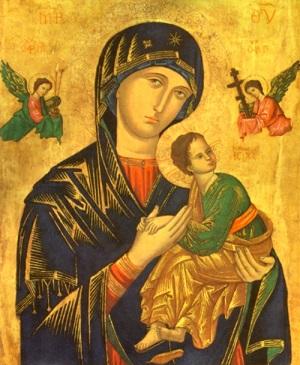 Nossa Senhora do Perpétuo Socorro: O ícone mais universal de Maria