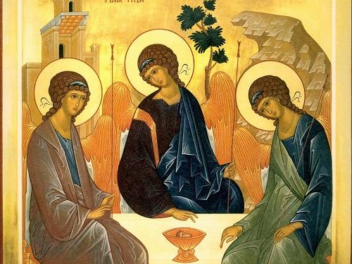 Oração à Santíssima Trindade