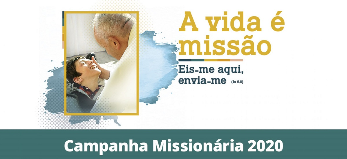 Banner: Campanha Missionária 2020