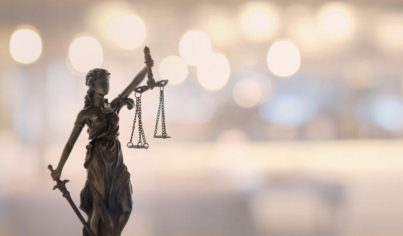 Estátua da Justiçia